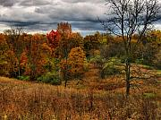 Hovind Prints - Fall Colors Print by Scott Hovind