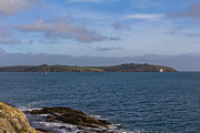 Kernow Photos - Falmouth Harbour  by Brian Roscorla