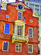 Weather Vane Prints - Faneuil Hall Print by Stephen Younts