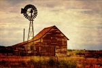 Colorado Art - Farmhouse by Scott Pellegrin