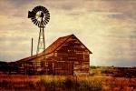 Farmhouse Print by Scott Pellegrin