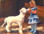 Joan Wulff - Feeding the Lamb