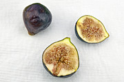 Food And Beverage Prints - Figs Print by Joana Kruse