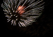 4th July Photos - Fireworks Fun 8 by Marilyn Hunt