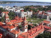 Flagler Prints - Flagler College Print by Addison Fitzgerald