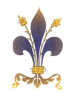 Fleur-de-lis Print by Science Source