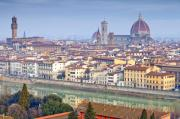 Duomo Art - Florence by Andre Goncalves