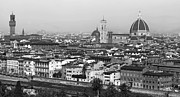 Panorama Acrylic Prints - Florence Acrylic Print by Joana Kruse
