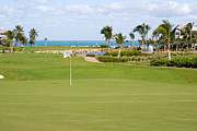 Putt Photos - Florida Gold Coast Resort Golf Course by ELITE IMAGE photography By Chad McDermott