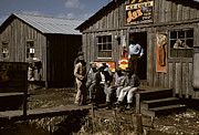 """juke Joint"" Framed Prints - Florida: Workers, 1941 Framed Print by Granger"