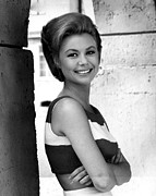 Mitzi Framed Prints - For Love Or Money, Mitzi Gaynor, 1963 Framed Print by Everett
