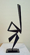 Steel Sculptures - For The Conductor by John Neumann