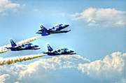 Jet Originals - Formation by Dieter  Lesche