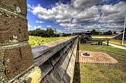 Cannon Originals - Fort Moultrie Cannon by Dustin K Ryan