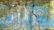 Texture  Prints - Foundation Four Print by Bob Orsillo