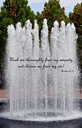 Sandi OReilly - Fountain Psalm 51 2