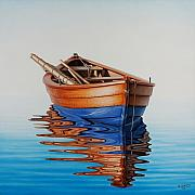 Sailing Paintings - Four winds by Horacio Cardozo