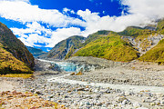 Fox Valley Photos - Fox glacier by MotHaiBaPhoto Prints