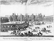 Fontainebleau Framed Prints - France: Fontainebleau Framed Print by Granger