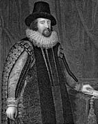 Statesman Framed Prints - Francis Bacon (1561-1626) Framed Print by Granger