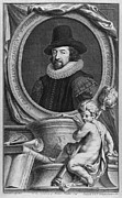 Reasoning Prints - Francis Bacon, English Philosopher Print by Middle Temple Library