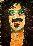 Rock And Roll Painting Originals - Freaky Frank by Michael Terracina