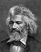Frederick Douglass Ca. 1817-1895 Print by Everett