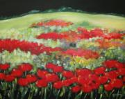 Marsha Young - French Poppies