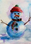 Brenda Thour - Frosty ACEO
