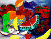 Brenda L Spencer - Fruit Bowl SE