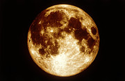 Full Moons Prints - Full Moon Print by Science Source