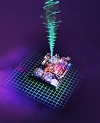 Future Computing, Conceptual Image Print by Richard Kail
