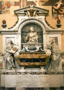 Muses Photos - Galileos Tomb, Florence, Italy by Sheila Terry