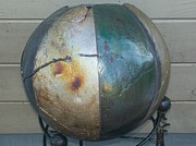 Sphere Ceramics Originals - Garden Globe by Susan Bornstein