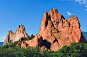 Colorado Photography Photos - Garden of the Gods by Charles Dobbs