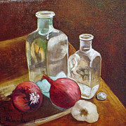 Barbara Haviland - Garlic Onions and Glass