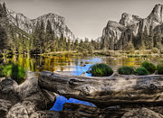 Merced River Prints - Gateway Print by Stephen Campbell