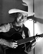 1998 Obituaries Photos - Gene Autry, C. 1940s by Everett