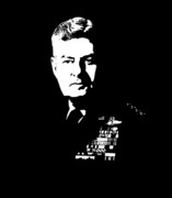 Curtis Prints - General Curtis Lemay Print by War Is Hell Store