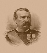 Civil Prints - General Philip Sheridan Print by War Is Hell Store