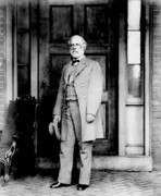 Civil Metal Prints - General Robert E Lee Metal Print by War Is Hell Store