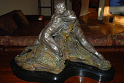 Gay Sculptures - Genesis by M L Snowden