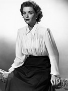 Pleated Skirt Framed Prints - Gentlemans Agreement, Dorothy Mcguire Framed Print by Everett