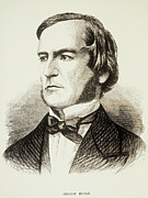Self Taught Prints - George Boole, English Mathematician Print by Photo Researchers