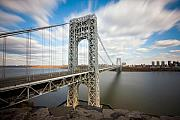Featured Photos - George Washington Bridge by Greg Gard