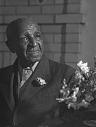 George Washington Carver Metal Prints - George Washington Carver 1864-1943 Metal Print by Everett