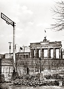 Berlin Art - GERMANY: BERLIN, c1961 by Granger