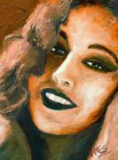 Girl Portrait 10 Print by James Shepherd