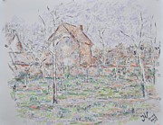 Jan Willem Versteeg - Giverny