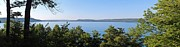 Inspiration Point Prints - Glen Lake from Inspiration Point Print by Twenty Two North Gallery
